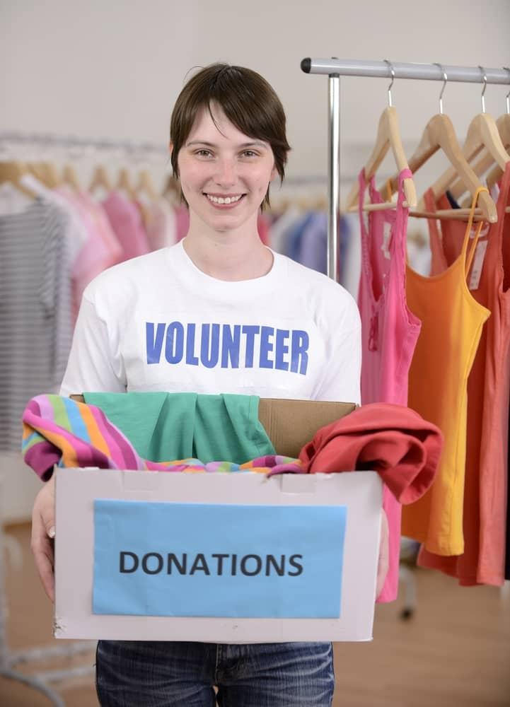 CSR involves more than volunteering.