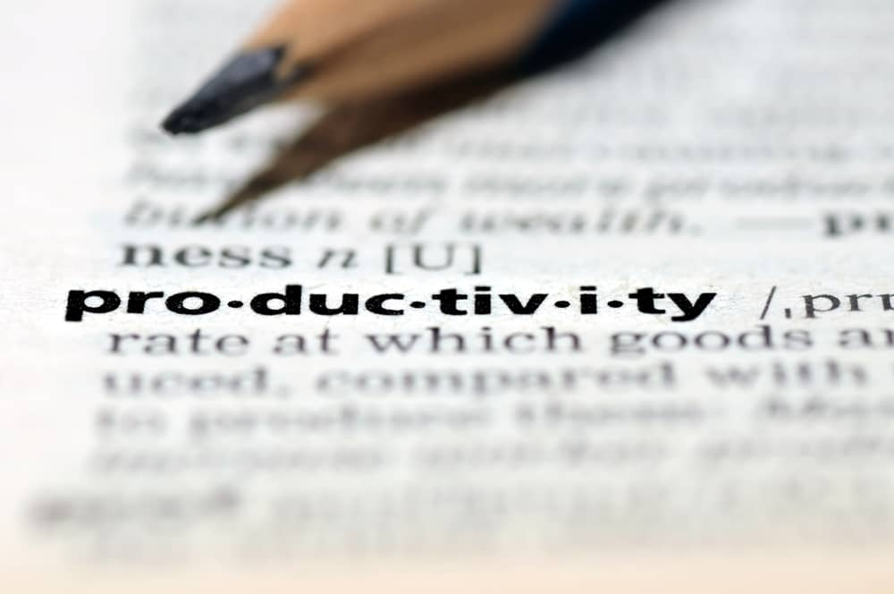 Are you as productive as you could be?