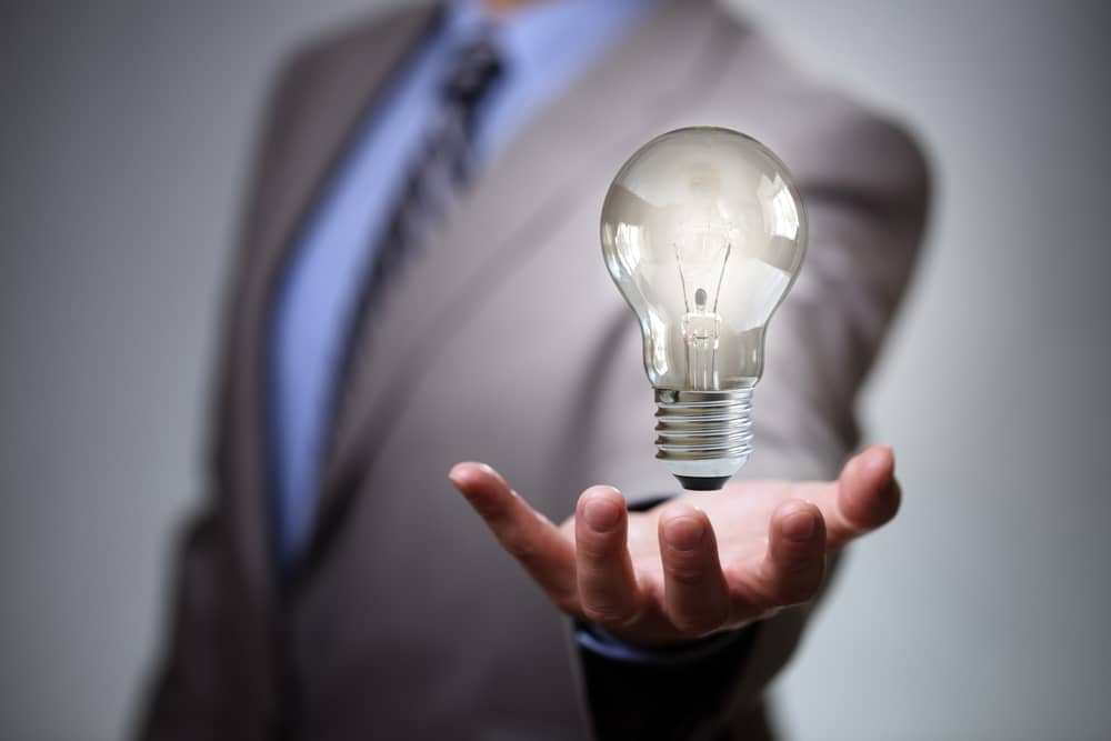 How can leaders help to bring innovative ideas to light?