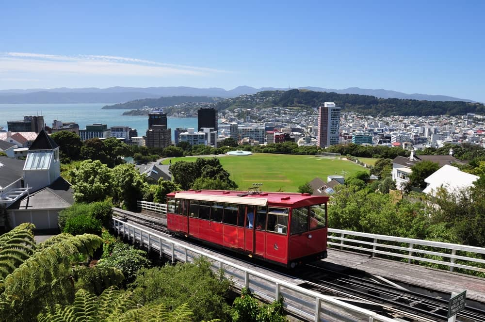 The Wellington economy has improved significantly over the last few years.