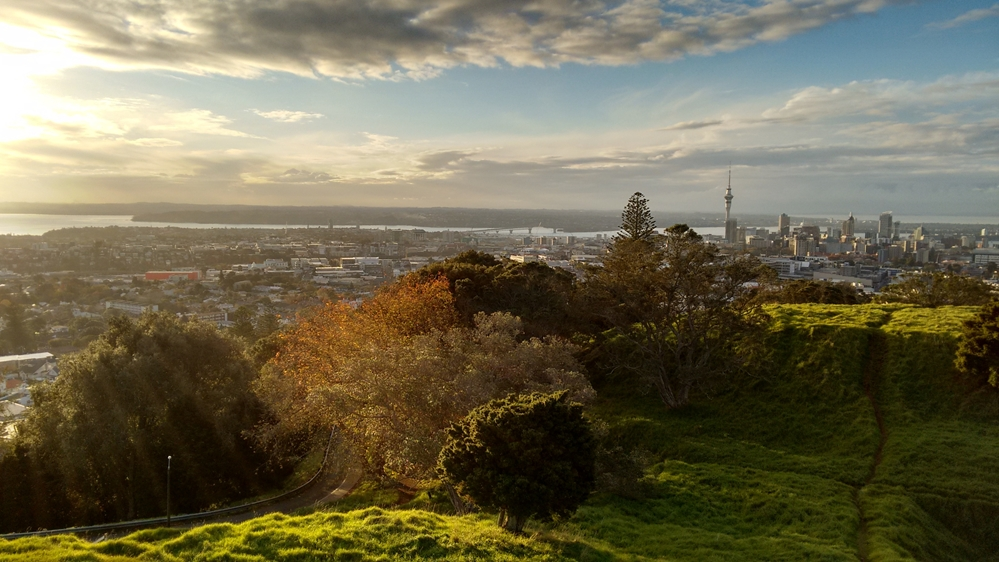 Why are people moving away from Auckland?