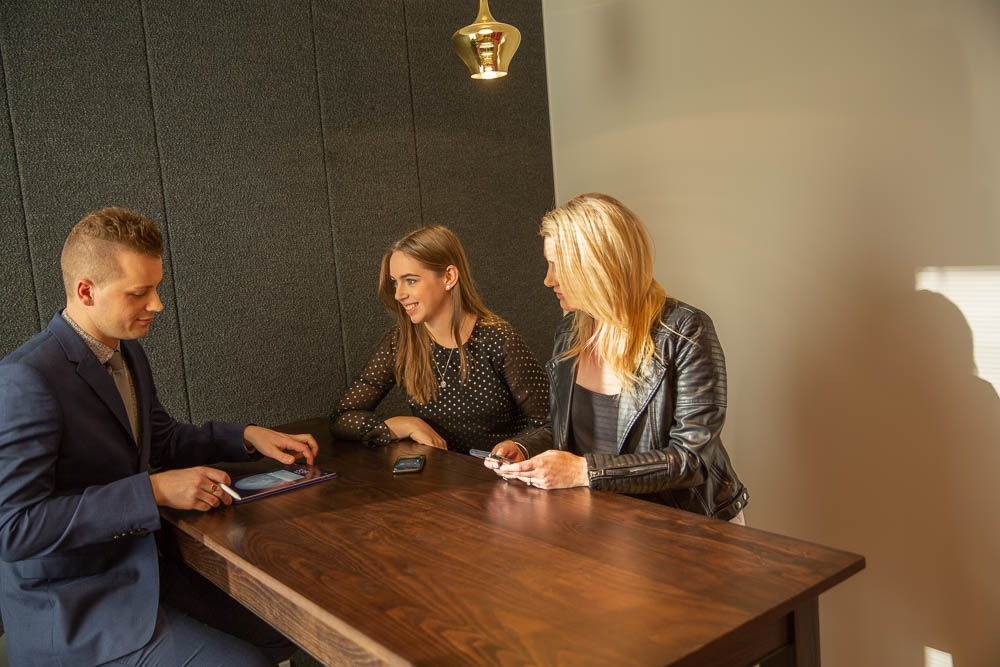 How effective are breakout spaces in a corporate office environment?